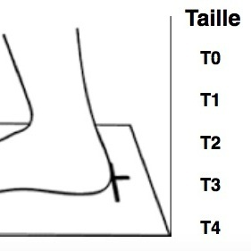 TALONETTE VISCO-HEEL