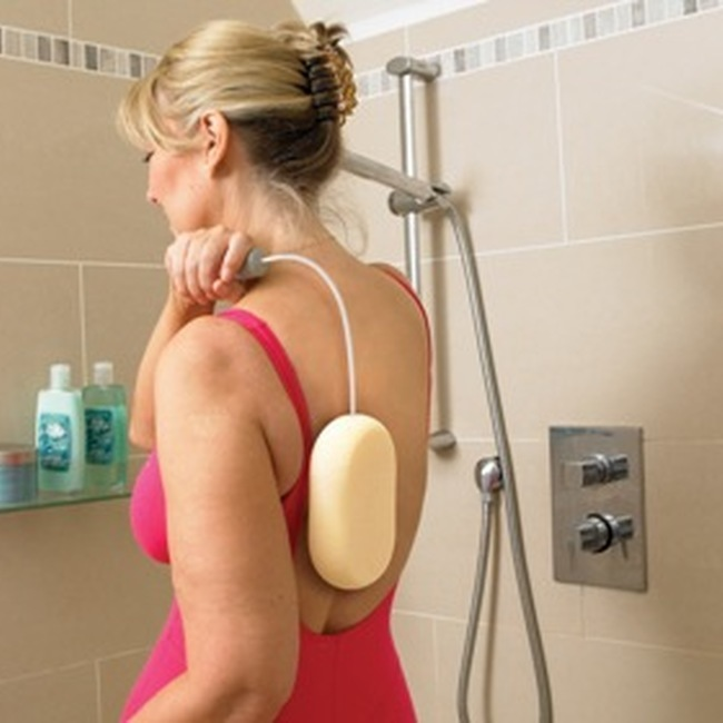 EPONGE DE BAIN FLEXIBLE