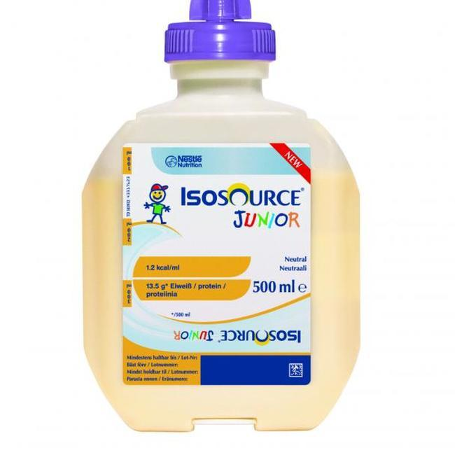 FLACON DE 500 ML DE SONDALIS JUNIOR.
